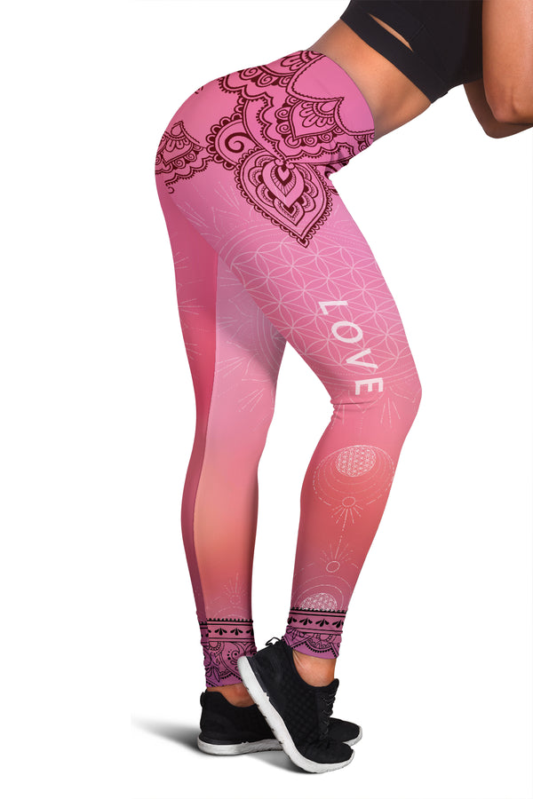 LOVE PREMIUM YOGA LEGGINGS