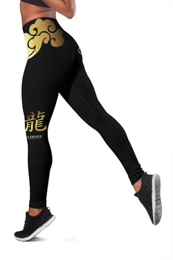 DRAGON PREMIUM YOGA LEGGINGS