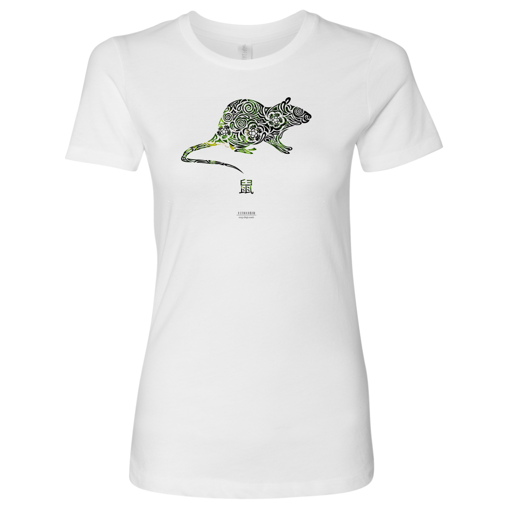 Rat Zodiac Women's Tee