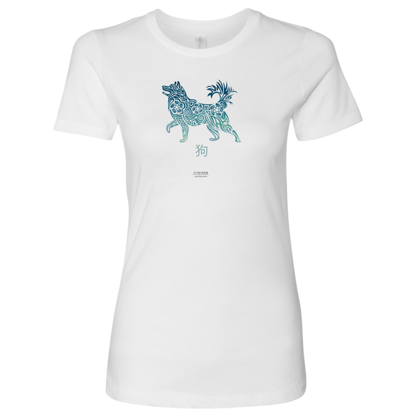 Dog Zodiac Women's Tee