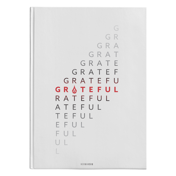 Grateful Hardcover Journal