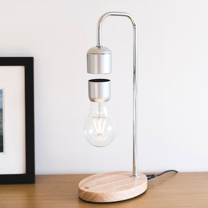 Floating lamp - silver - PÆR Design