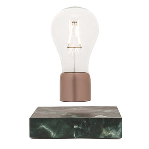 black marble levitation lamp - Paer Design