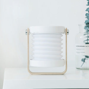 White Accordion light - PÆR Studio Paris