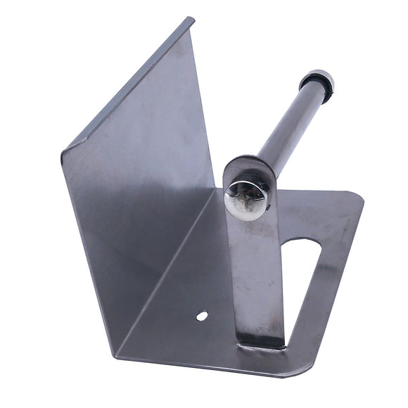 Wall Mount Toilet Paper Holder Stainless Steel Bathroom Tissue Paper Holder