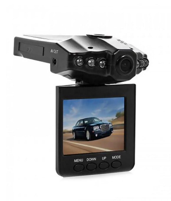Car DVR Dash Cam Driving Recorder Portable 1080p HD