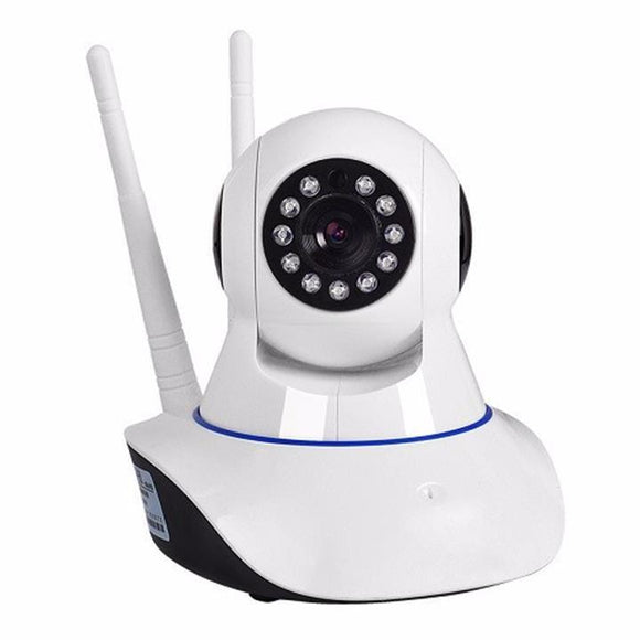 Dual antenna WiFi IP Camera Wireless IP CCTV  HD Camera