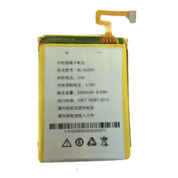 Gionee BL-N2500 Battery For Gionee Elife