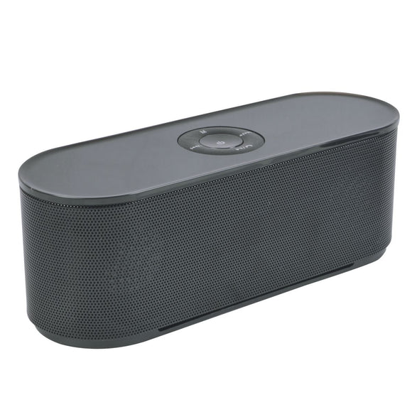 S207 Bluetooth Speaker USB and Inbuilt Mic connectvity