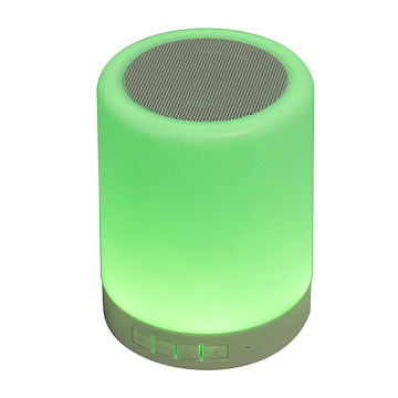Touch Lamp Bluetooth Speaker LED Colour Changing with inbuilt Mic