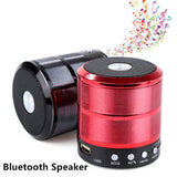 WS-887 Wireless Portable Bluetooth Speaker All Mobile Supported Laptop tv Super Sound