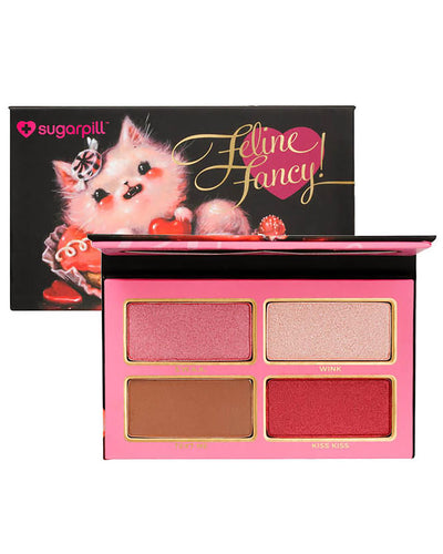 Limited Edition Sugarpill Feline Fancy Eyeshadow Palette