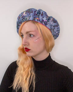 Sewing Pattern - Reversible Beret