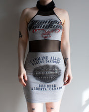 "Load image into Gallery viewer, S-M Harley Davidson ""Them Fatale"" Dress"