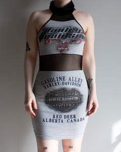 "S-M Harley Davidson ""Them Fatale"" Dress"