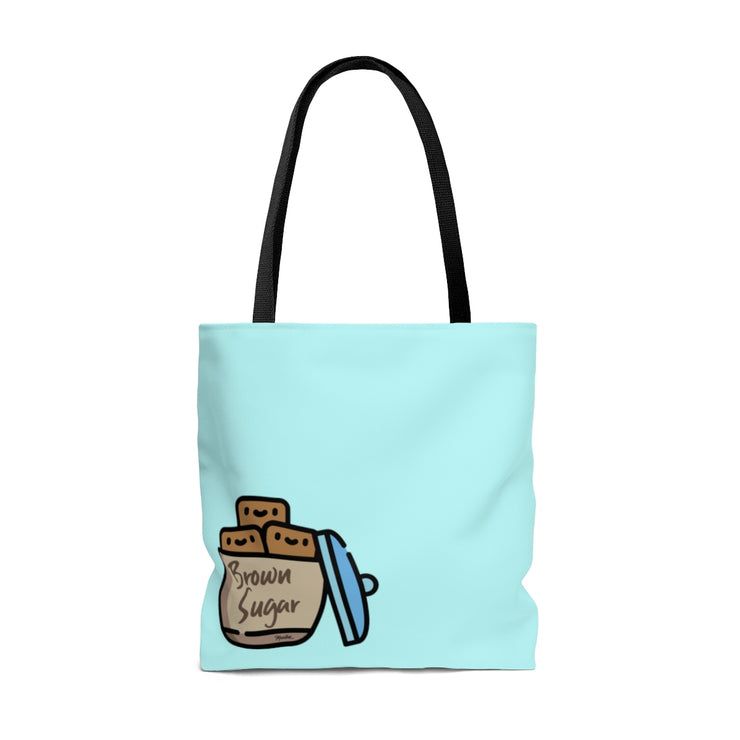 Brown Sugar Tote Bag