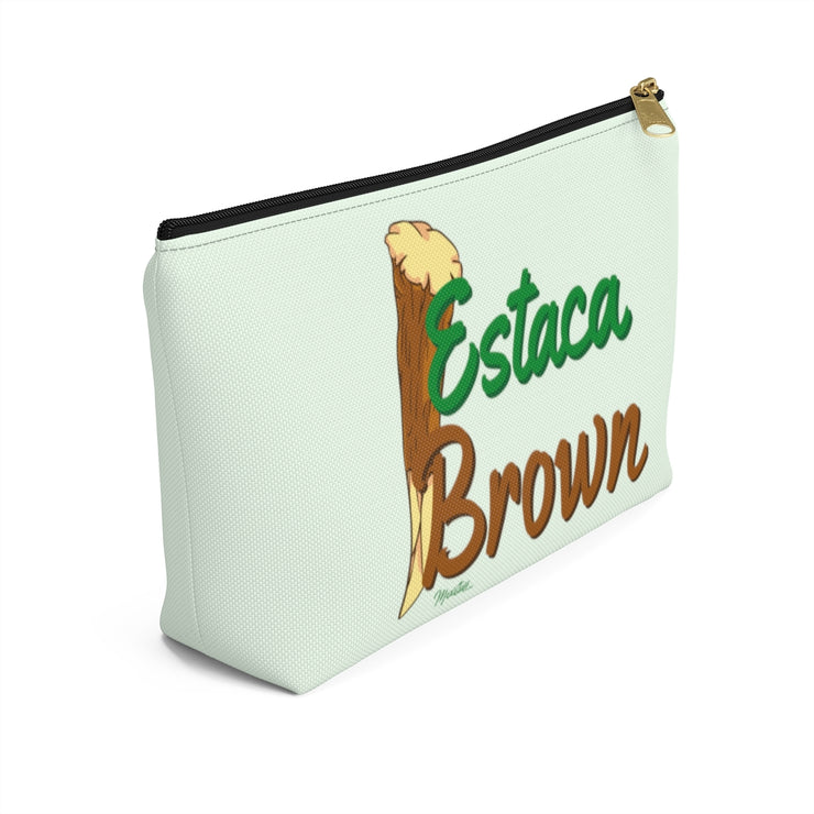 Estaca Brown Accessory Bag