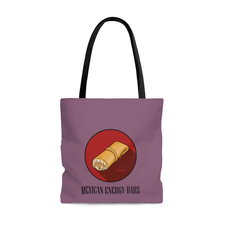 Mexican Energy Bars Tote Bag