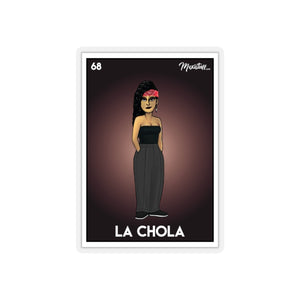 La Chola Sticker