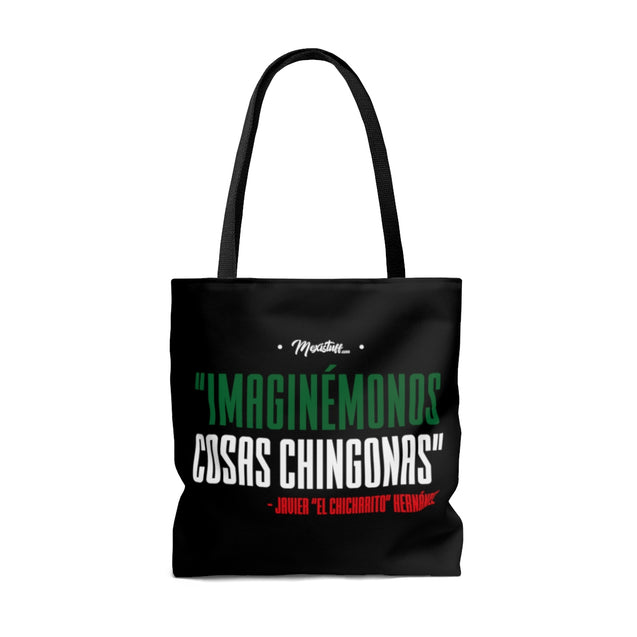 Imaginemonos Tote Bag