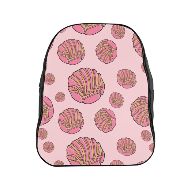 Concha Backpack (pink)