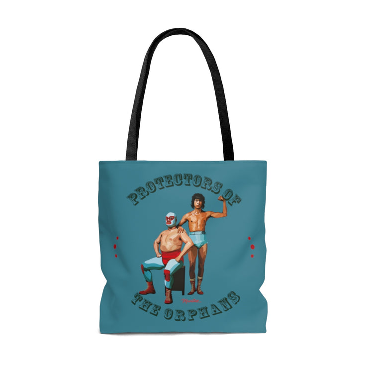 Protectors Of The Orphans Tote Bag