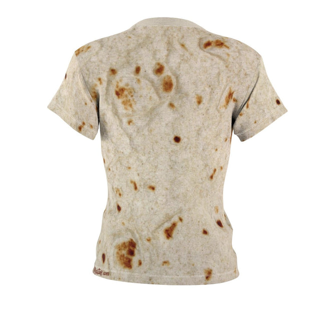 Tortilla De Harina All-Over Women's Tee