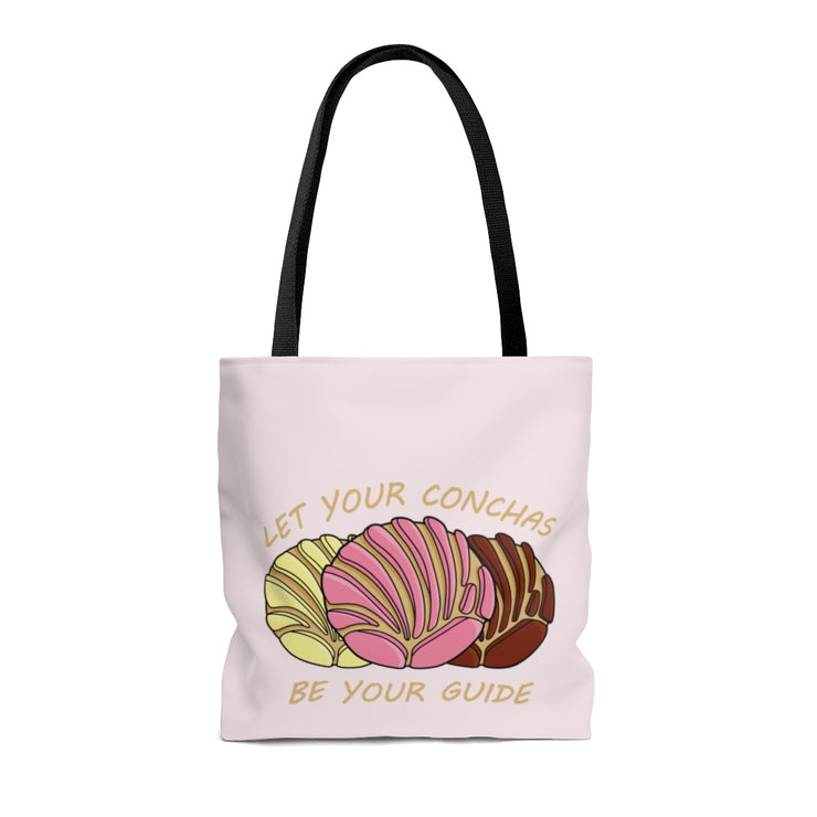 Let Your Conchas Be Your Guide Tote Bag