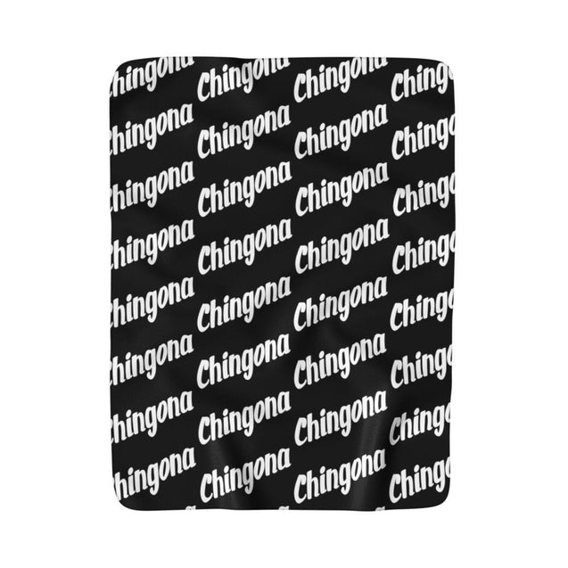 Chingona Blanket (Black)