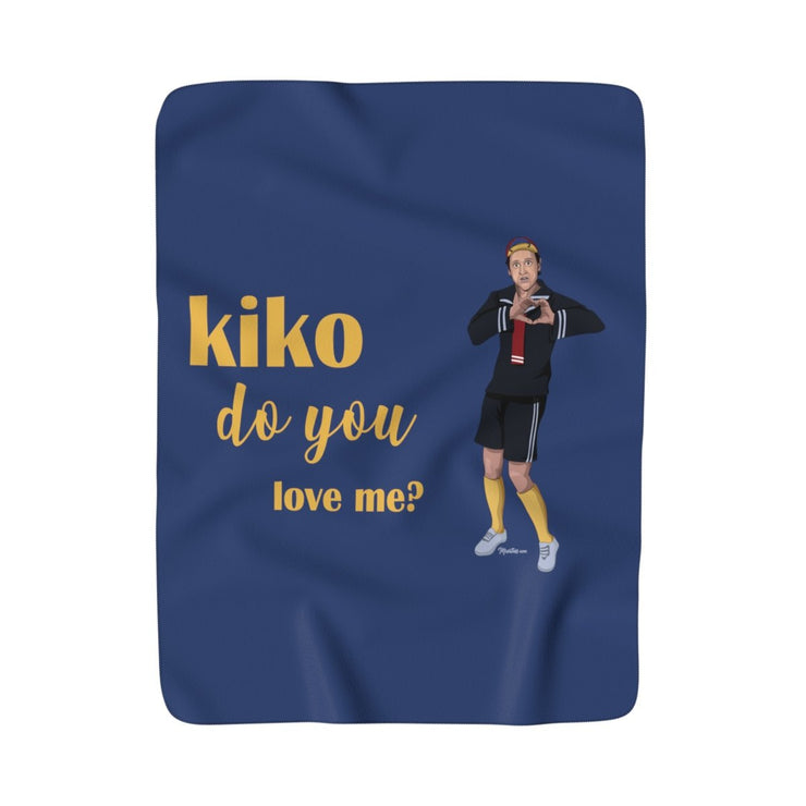 Kiko Do Yo Love Me Blanket