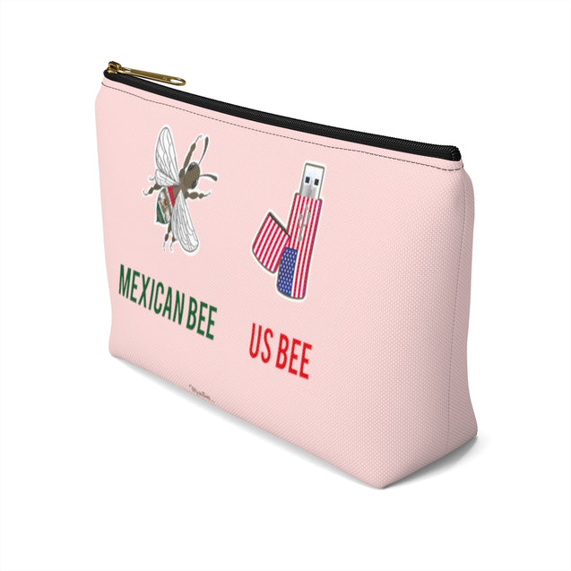 Mexican Bee US Bee Accessory Bag