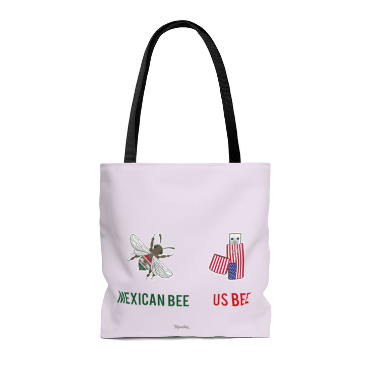 Mexican Bee US Bee Tote Bag