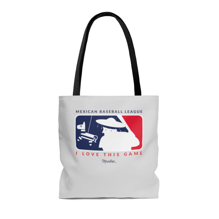 Mexican Baseball League Tote Bag