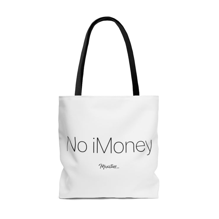 No iMoney Tote Bag