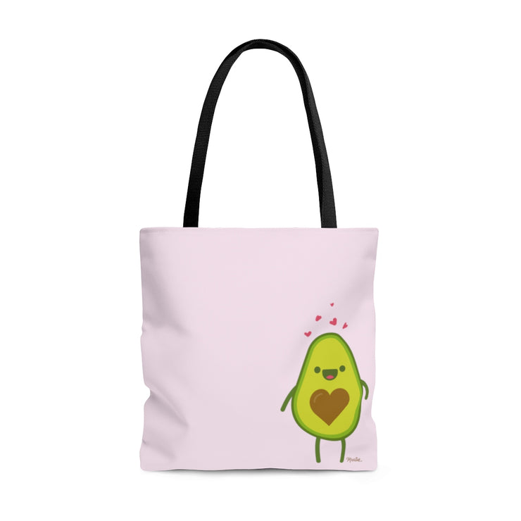 Cute Avocado Tote Bag
