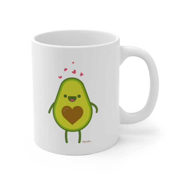Cute Avocado Mug