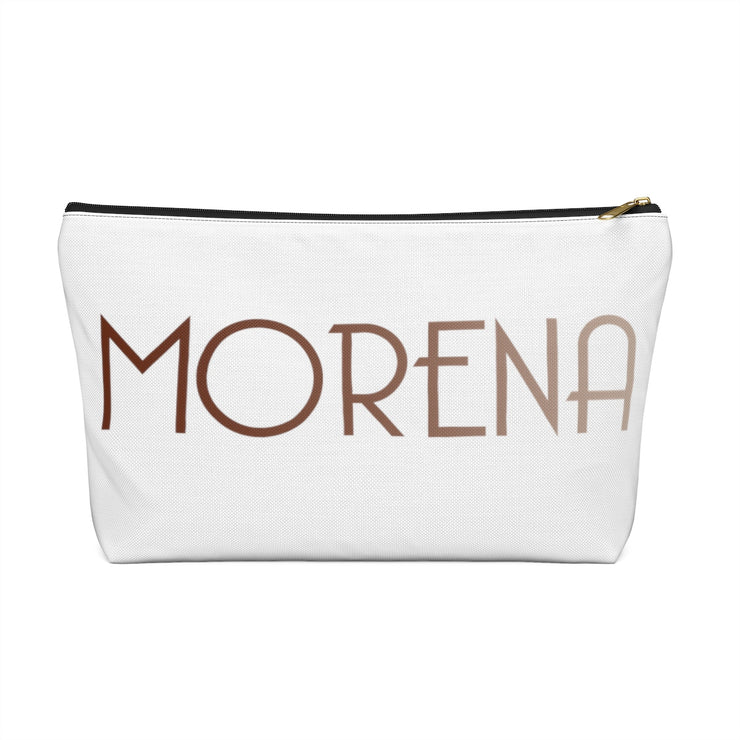 Morena Accessory Pouch w T-bottom
