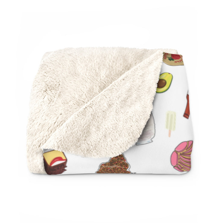 Mexi Blanket (white)