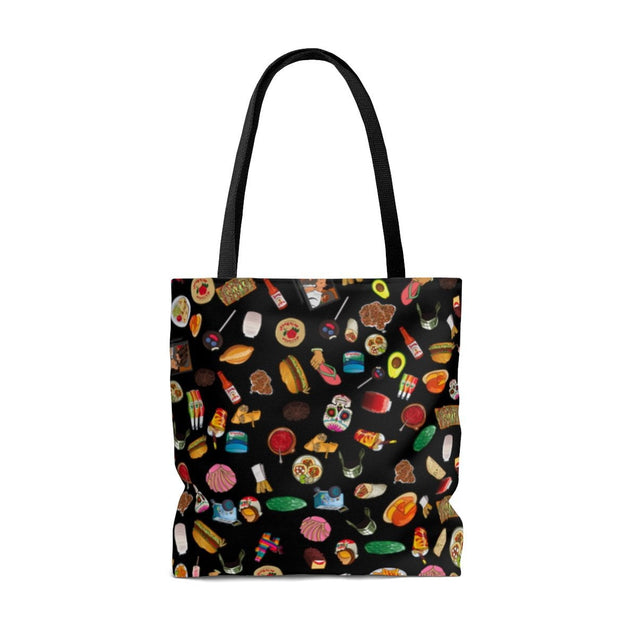 Mexi Tote Bag (Black)