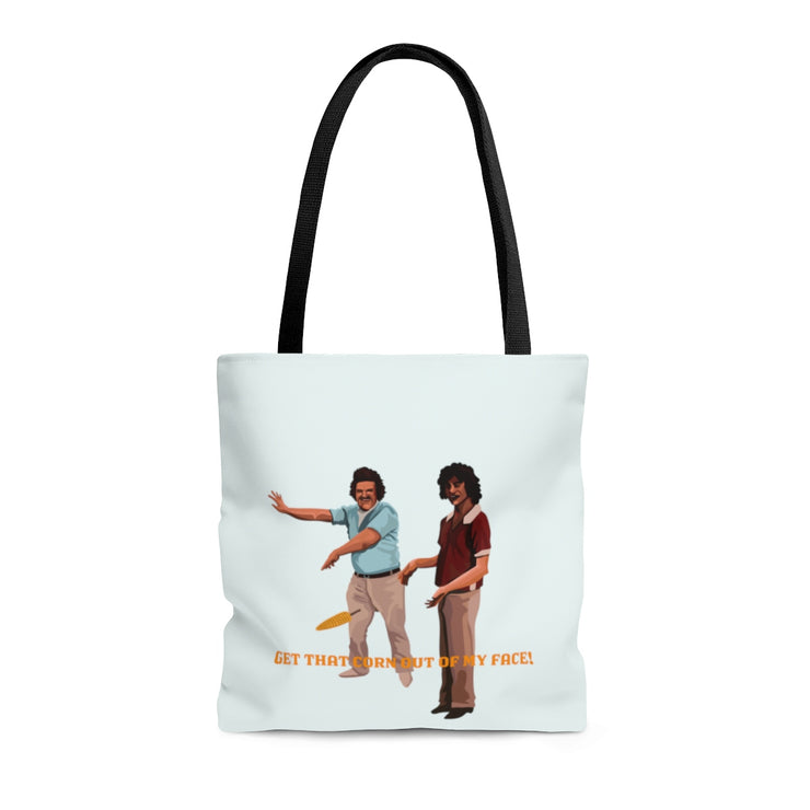 Get That Corn Tote Bag
