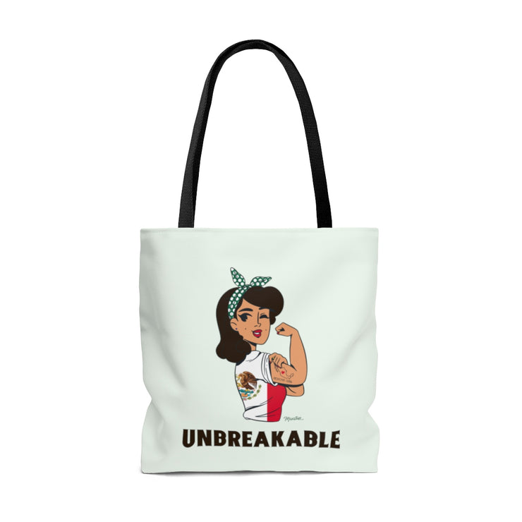 Unbreakable Tote Bag