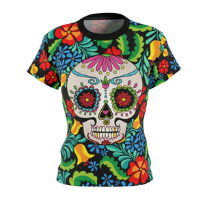 Calavera All-Over Women's Tee