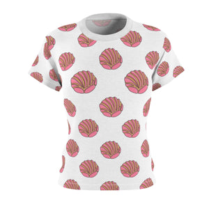 Concha Pattern All-Over Women's Tee