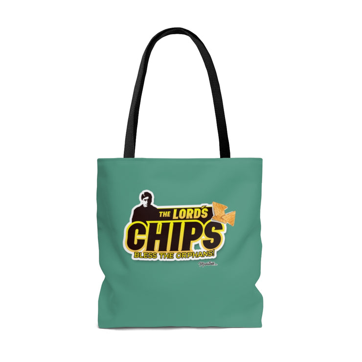 The Lord´s Chips Tote Bag