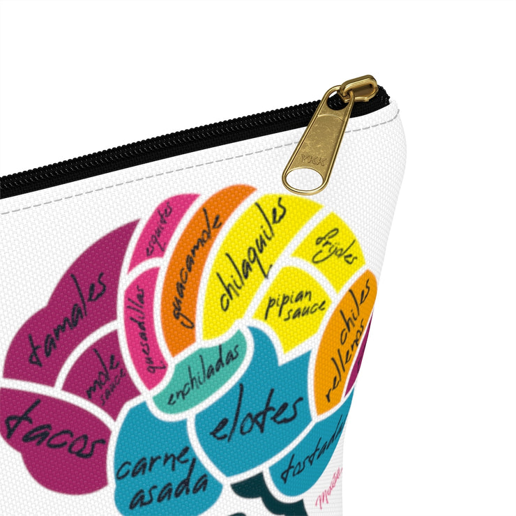 Mexican Food Lover´s Brain Accessory Bag