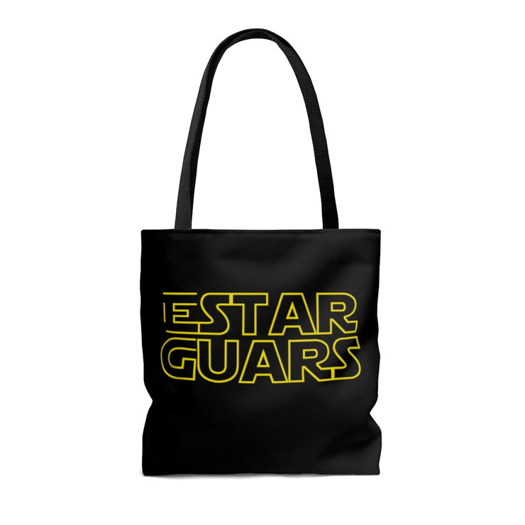 Star Guars Tote Bag