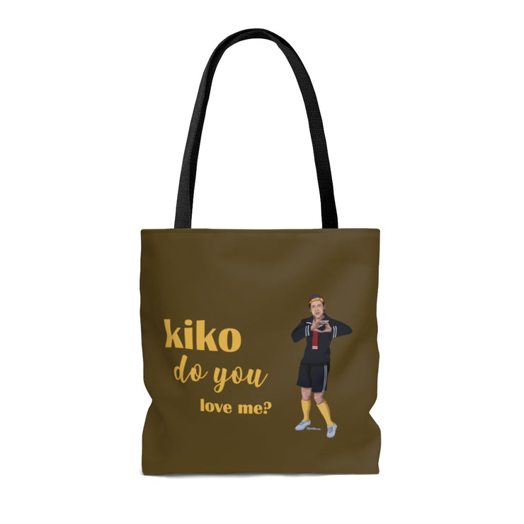 Kiko Do You Love Me? Tote Bag