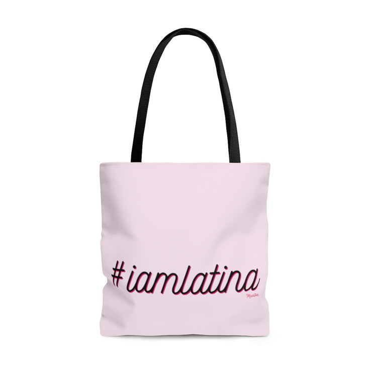 I Am Latina Tote Bag