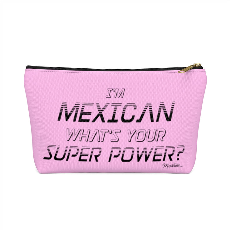 Mexican Super Power Accessory Bag