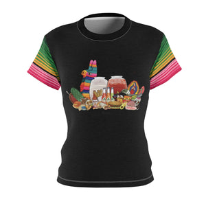 Serape Mexistuff Women's All-Over Tee